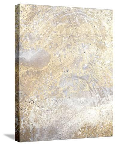 Gold Fusion VII-Julia Contacessi-Stretched Canvas Print