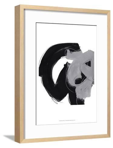 Monochrome I-June Erica Vess-Framed Art Print