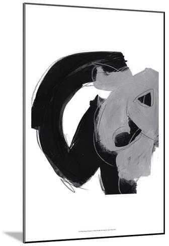 Monochrome I-June Erica Vess-Mounted Art Print
