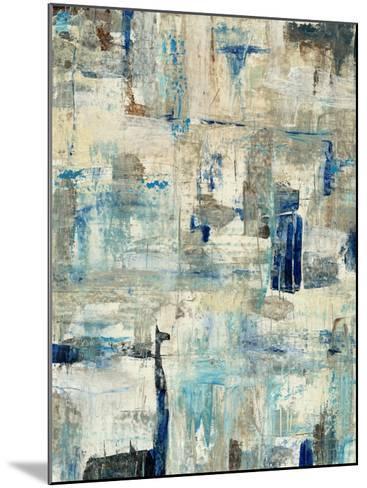 Aqua Separation I-Tim O'toole-Mounted Giclee Print