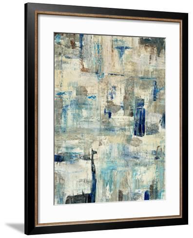 Aqua Separation I-Tim O'toole-Framed Art Print