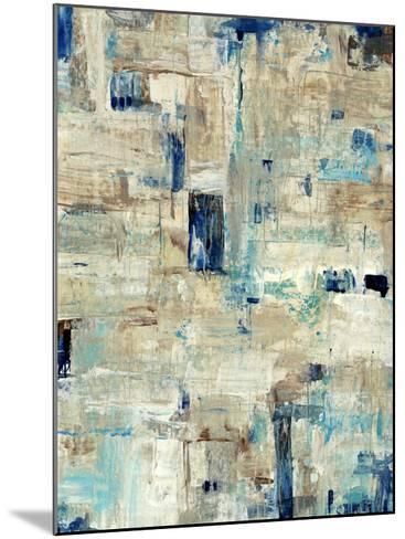 Aqua Separation II-Tim O'toole-Mounted Giclee Print