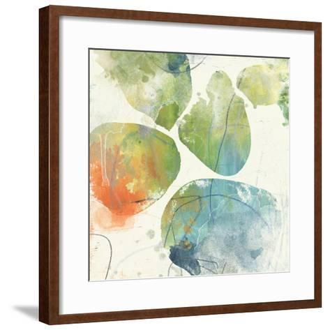 Color Motion I-June Erica Vess-Framed Art Print