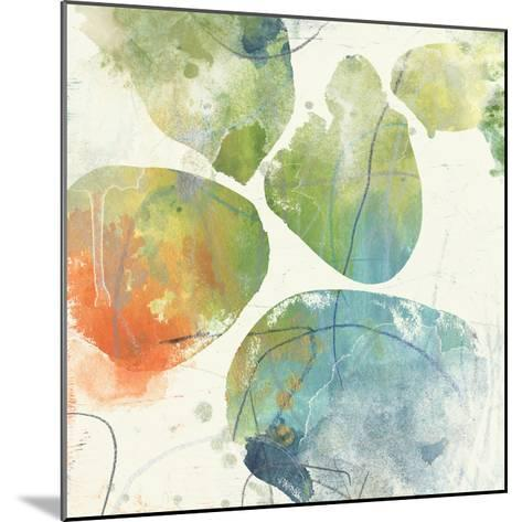 Color Motion I-June Erica Vess-Mounted Giclee Print