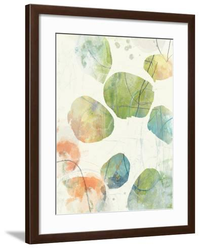 Color Motion III-June Erica Vess-Framed Art Print