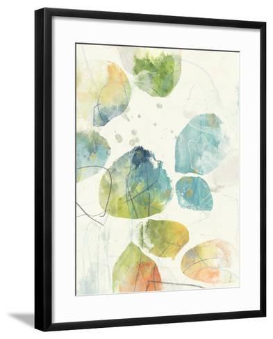 Color Motion IV-June Erica Vess-Framed Art Print
