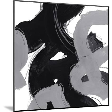 Monochrome VIII-June Erica Vess-Mounted Art Print