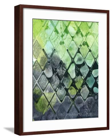 Dynamic Assembly II-Sharon Chandler-Framed Art Print