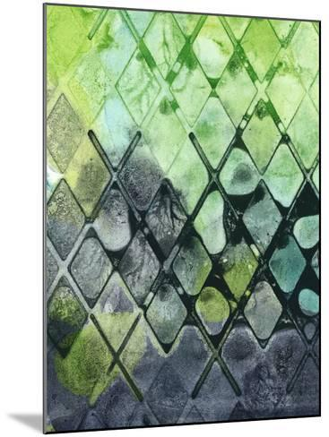 Dynamic Assembly II-Sharon Chandler-Mounted Giclee Print