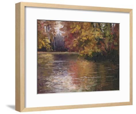 Shades of Fall-Mary Jean Weber-Framed Art Print