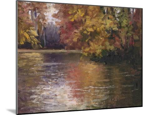 Shades of Fall-Mary Jean Weber-Mounted Giclee Print