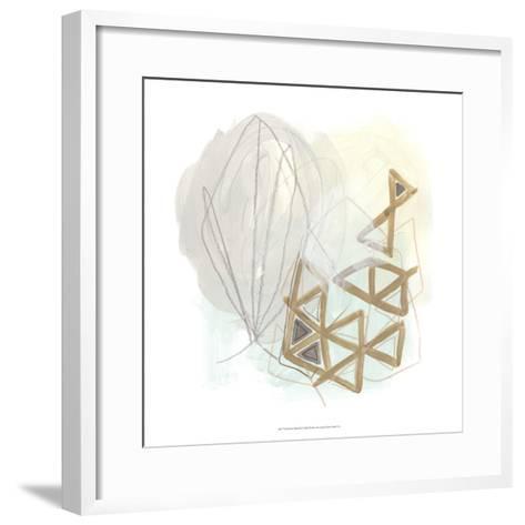 Infinite Object II-June Erica Vess-Framed Art Print