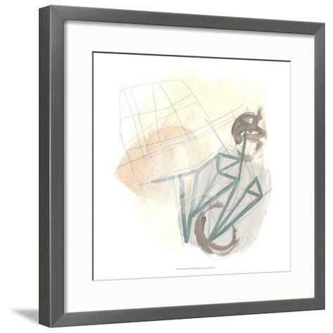 Infinite Object IV-June Erica Vess-Framed Art Print