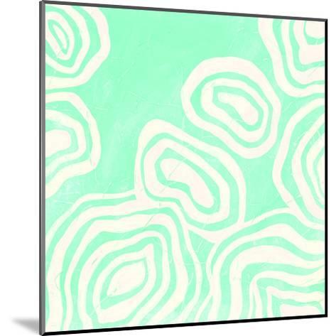 Bright Mineral I-June Erica Vess-Mounted Art Print