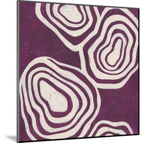 Bright Mineral V-June Erica Vess-Mounted Art Print