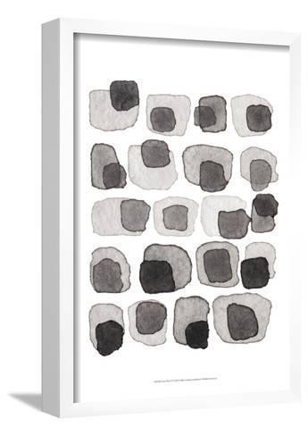 Grey Slate IV-Nikki Galapon-Framed Art Print