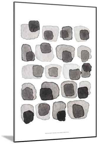 Grey Slate IV-Nikki Galapon-Mounted Art Print