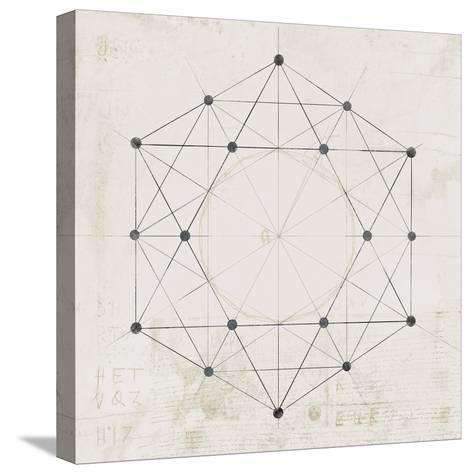Codex II-Ken Hurd-Stretched Canvas Print