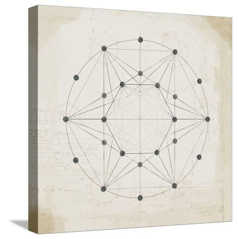 Codex IV-Ken Hurd-Stretched Canvas Print