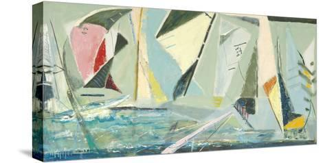 Windward Mark-Virginia J^ Ward-Stretched Canvas Print