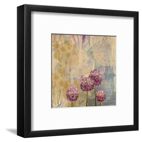 Alium- Westwood-Framed Art Print