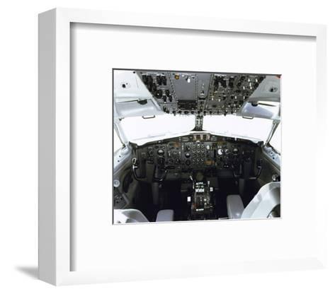 Boeing 727 Jetliner--Framed Art Print