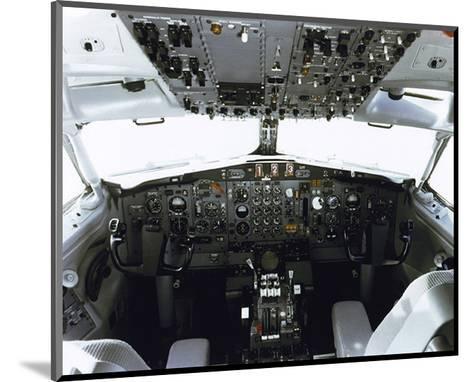 Boeing 727 Jetliner--Mounted Art Print