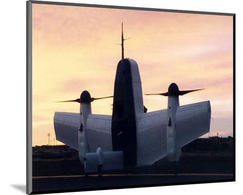 Boeing Heliwing aircraft--Mounted Art Print