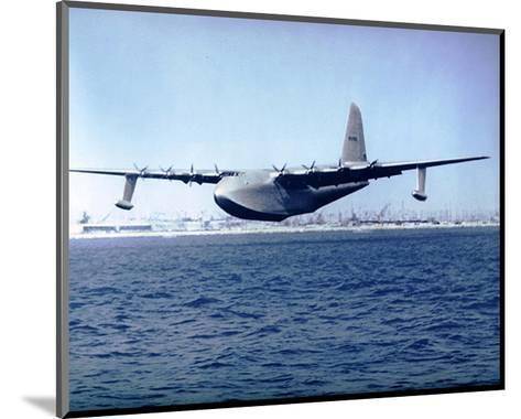 H-4 Hercules Spruce Goose--Mounted Art Print