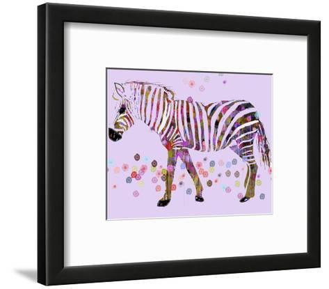 Jewels-Claire Westwood-Framed Art Print