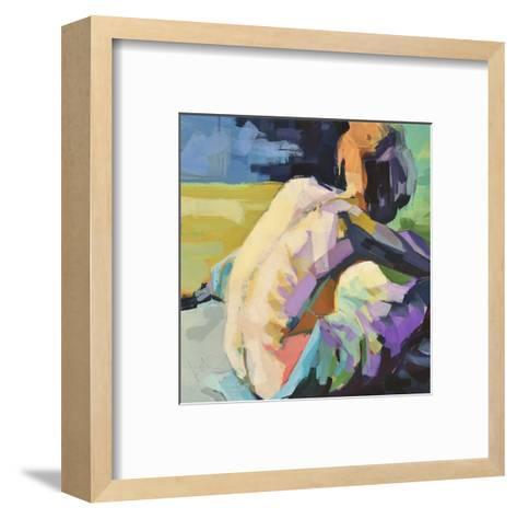 Figure VIII-Kim McAninch-Framed Art Print