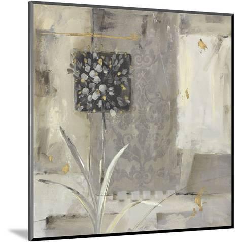 Shades of Gray I-Lisa Audit-Mounted Art Print