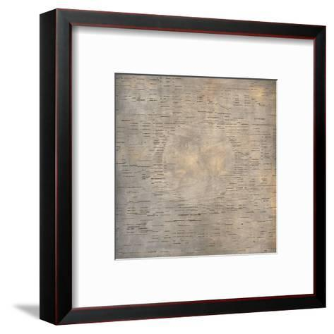 Silent Music (Hesitation Waltz)-Kara Smith-Framed Art Print