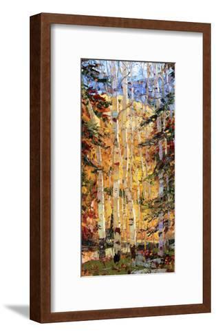 The Opening-Robert Moore-Framed Art Print