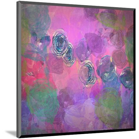 Roses Haze-Claire Westwood-Mounted Art Print