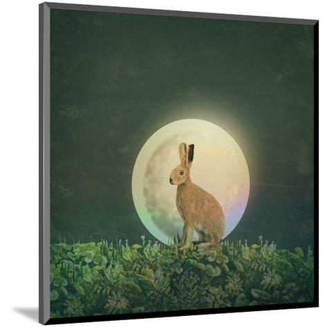Moon 3-Claire Westwood-Mounted Art Print