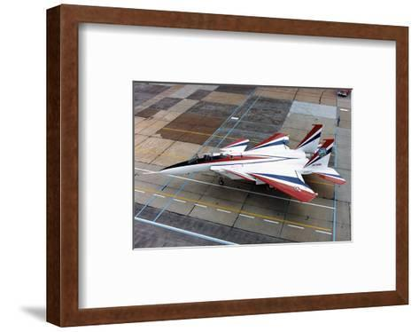 TF-15B technology demonstrator--Framed Art Print