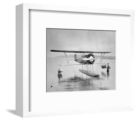 XF3B-1 prototype for F3B-1--Framed Art Print