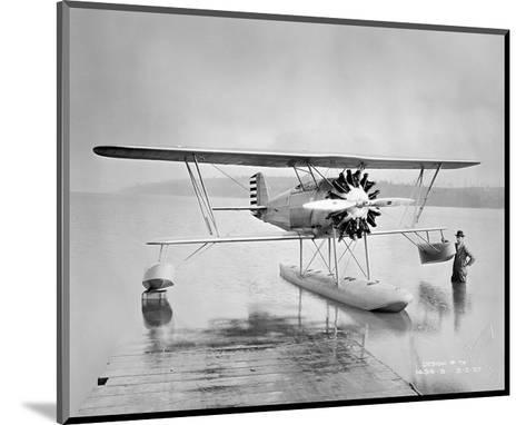 XF3B-1 prototype for F3B-1--Mounted Art Print
