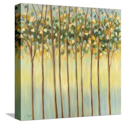 Awakening Tree Tops-Libby Smart-Stretched Canvas Print