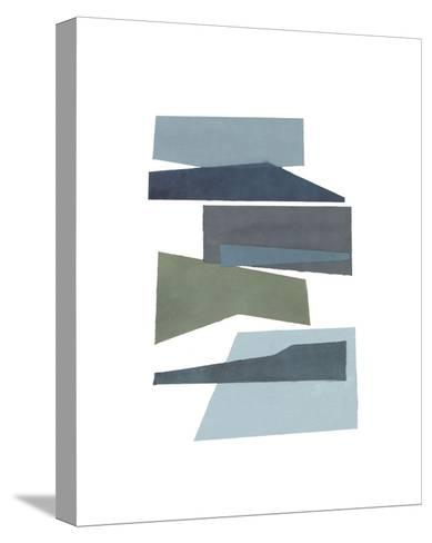 Rectangle Study II-Rob Delamater-Stretched Canvas Print