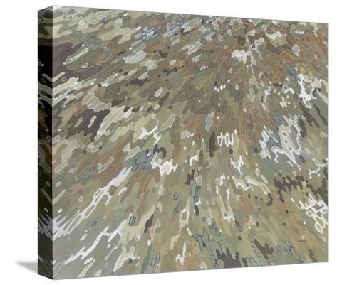 Sable Tide-Margaret Juul-Stretched Canvas Print