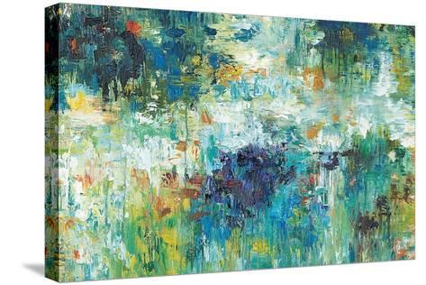 Falling Waters-Jack Roth-Stretched Canvas Print