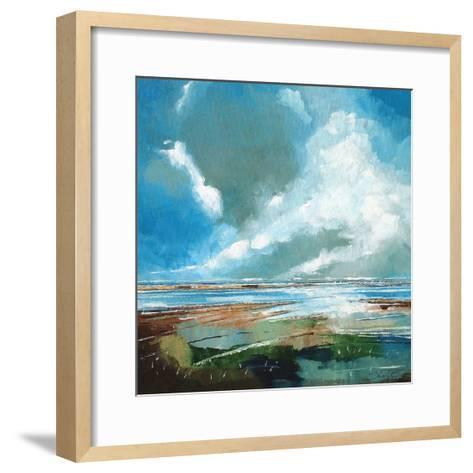 Salthouse V-Stuart Roy-Framed Art Print