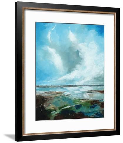 Salthouse VI-Stuart Roy-Framed Art Print