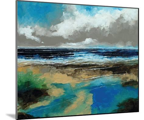 Seascape I-Stuart Roy-Mounted Art Print