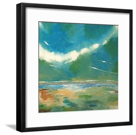 Seaview I-Stuart Roy-Framed Art Print