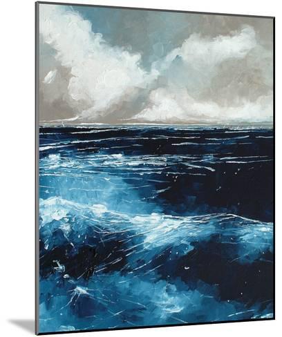 Rolling Sea-Stuart Roy-Mounted Art Print