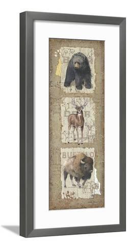 Woodlands III-Anita Phillips-Framed Art Print