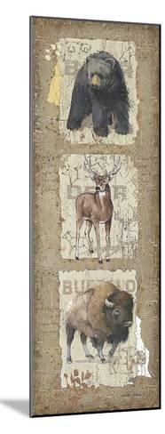 Woodlands III-Anita Phillips-Mounted Art Print